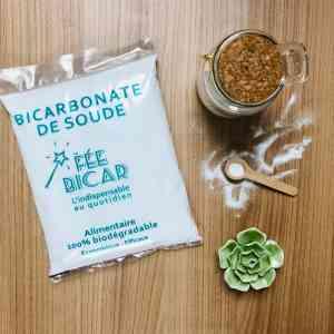 Bicarbonate de soude alimentaire - Réapprenez à utiliser le bicarbonate de soude dans de multiples recettes.