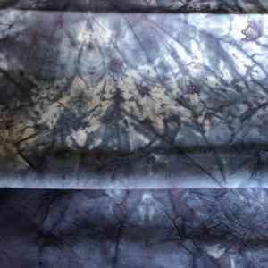 bâche de coton ancienne patinée - bâche de coton années 60 , patinée artisanalement, pièce unique