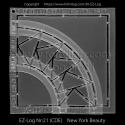 EZ-Log templates - Nous avons beaucoup de modèles pour toutes vos idées. La photo est juste un exemple. EZpiecer est la marque de commerce de Foltvilag KFT. EZpiecer est le nom de marque des gabarits en plastique utilisés pour des projets avec la méthode traditionelle patchwork anglaise.