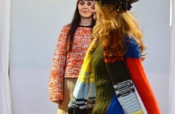 Grand défilé maille et couture Exposition AEF