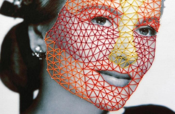 Découvrez l'ouvrage De fil en aiguille portant sur la broderie dans l'art contemporain