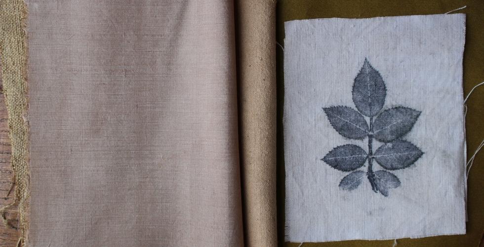 La teinture aux couleurs végétales de Bernadette Teyras