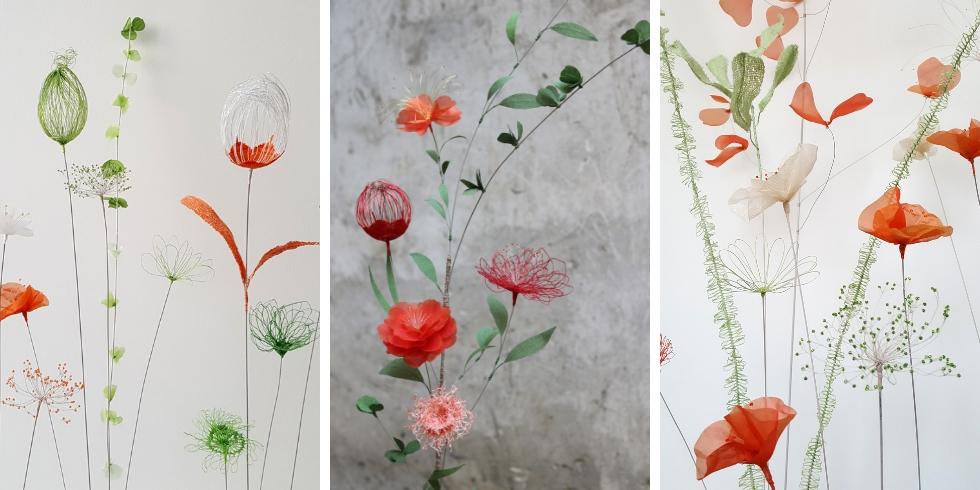 Découvrez l'approche du textile botanique de Laurence Aguerre