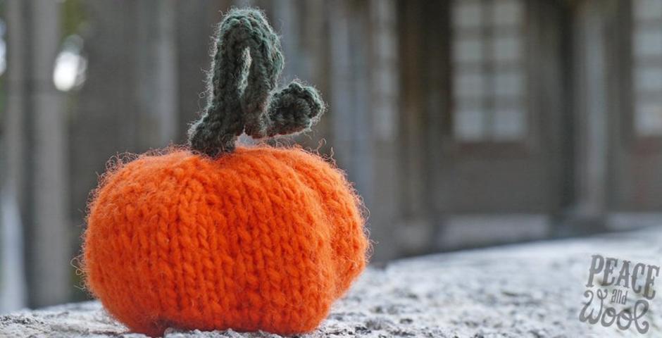 diy halloween 2019 citrouilles tricotées