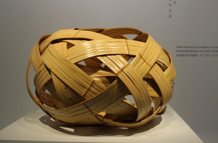 Découvrez l'exposition Fendre l'air sur le Bambou japonais