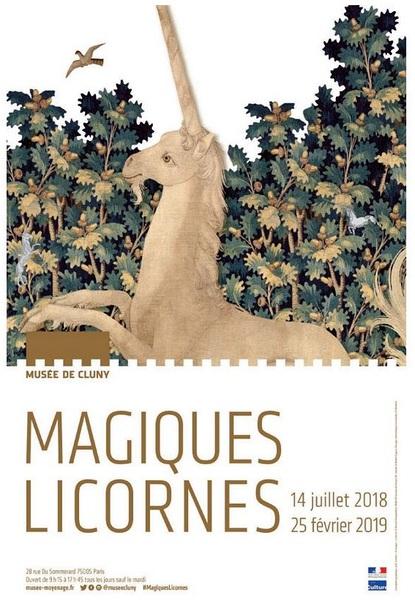 Exposition Magiques Licornes