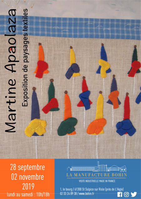 Martine Apaolaza affiche