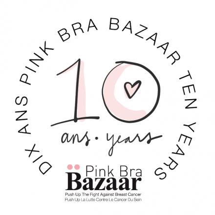Zoom sur les 10 ans de Pink Bra Bazaar