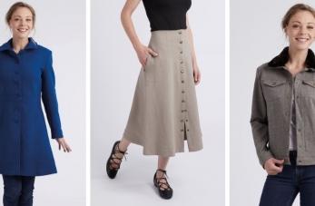 Tentez de gagner un des 3 patrons de couture de Coralie Bijasson