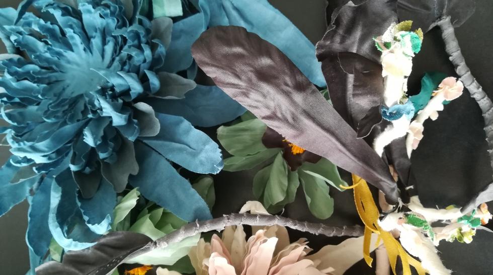 Découvrez les créations upcycling d'Emma Guilbert