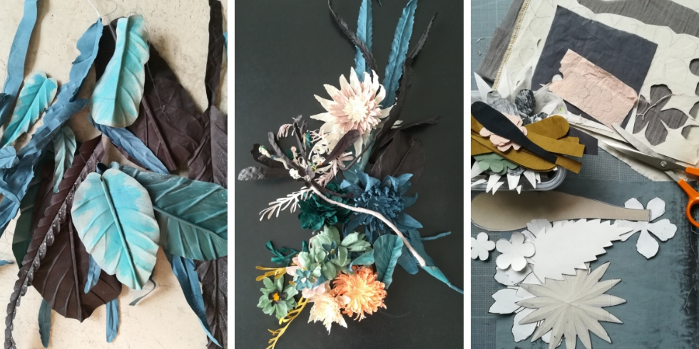 Zoom sur l'univers d'art textile d'Emma Guilbert