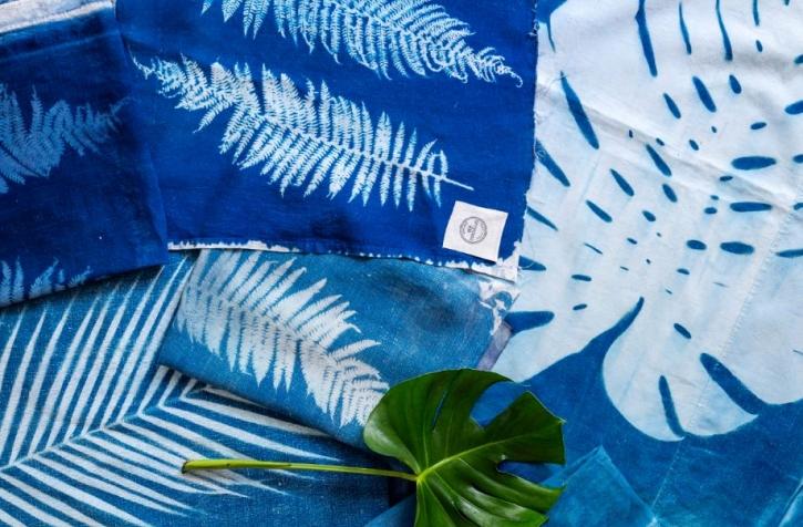Découvrez  l'univers textile d'Invincible été