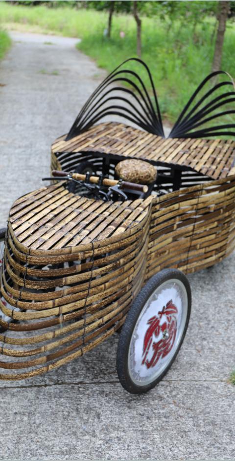 Le Bambou, une histoire japonaise 4