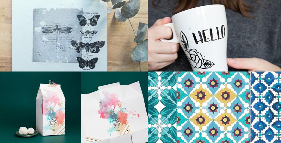 Ateliers 2020 Peinture, poterie & céramique