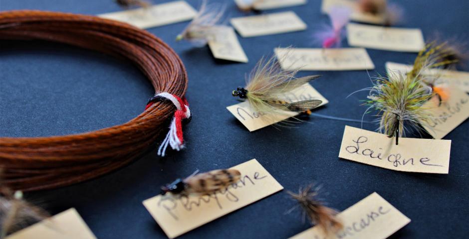 Conférences Pêche à la mouche