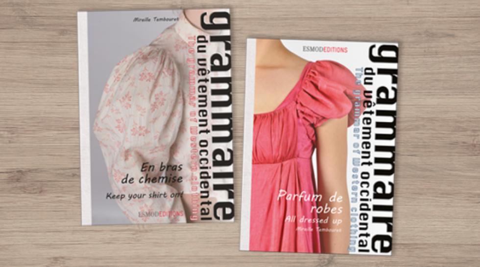Jeu concours Esmod Editions couverture