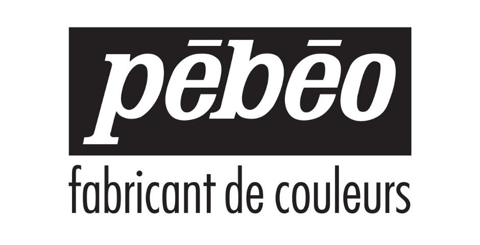 Nouveaux exposants 2020 logo pebeo