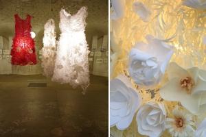 Les robes de Lika Kato pour Aiguille en Fête Paris 2017